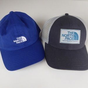 The North Face Mudder Trucker & Norm Hat Set NWT